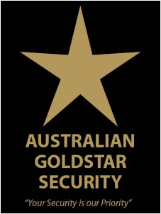Australia GoldStar Security Services Logo